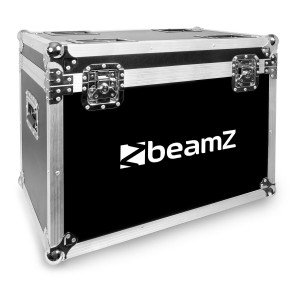BeamZ FL270Z Flightcase voor 2x Star-Color 270Z