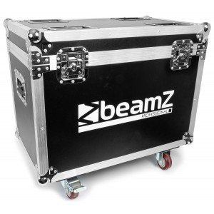 BeamZ Flightcase voor twee stuks IGNITE180 series Moving Heads