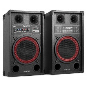 "Fenton SPB-10 Actieve speakerset 10"" 600W met Bluetooth"