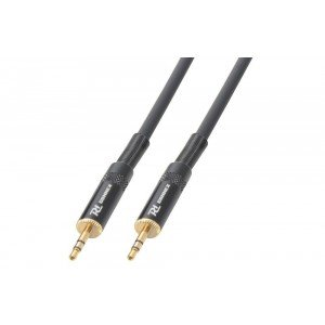 PD Connex Kabel 3.5mm Stereo Male - 3.5mm Stereo Male 1.5m