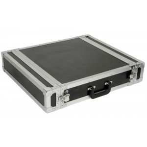 "Power Dynamics PD-F2U 19"" Flightcase 2HE"