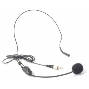 Power Dynamics PDH3 Headset Microfoon voor Bodypack