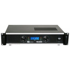 Power Dynamics PDA-B500 Professionele PA Versterker 500W RMS Stereo of