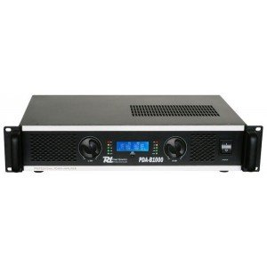 Power Dynamics PDA-B1000 Professionele PA Versterker 1000W RMS Stereo