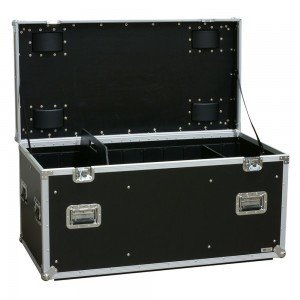 Power Dynamics PD-FA1 universele flightcase op wielen