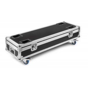BeamZ FCLCB14 flightcase voor 4x LCB14 LED Bar