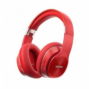 Edifier W820BT Bluetooth Over-ear hoofdtelefoon rood