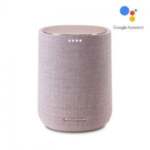 Harman Citation One MKII Wifi speaker Roze