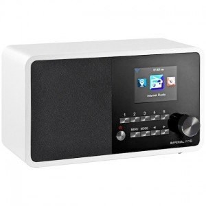Imperial i110 Internet radio Wit