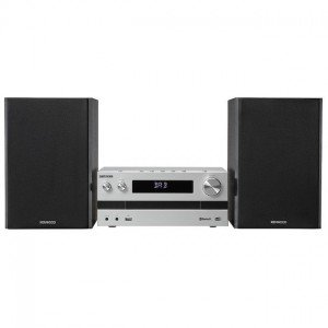 Kenwood M-918DAB Stereo set Zilver