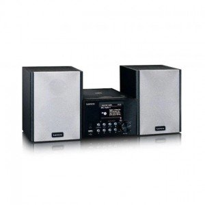 Lenco MC-250 Stereo set Zwart