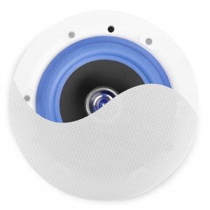 Power Dynamics ECS5 low profile plafondspeaker 100V - 10W - 5.25 inch