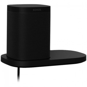 Sonos Shelf voor One & Play:1 Audio muurbeugel Zwart
