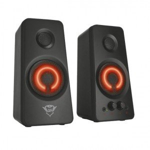 Trust GXT 608 Tytan Illuminated 2.0 Speaker Set - Gaming PC speaker Zwart