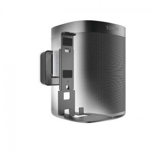 Vogels SOUND 4201 SONOS ONE (SL) & PLAY:1 Audio muurbeugel Zwart