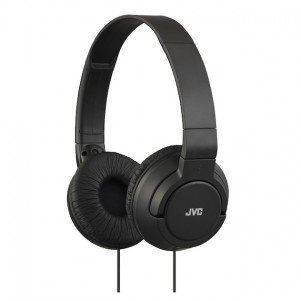 JVC HA-S180-BE Bluetooth On-ear hoofdtelefoon zwart