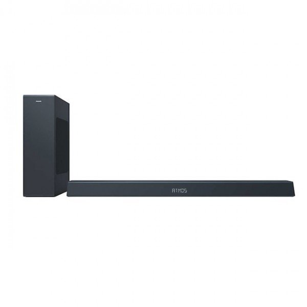 Philips TAB8405/10 Soundbar Zwart