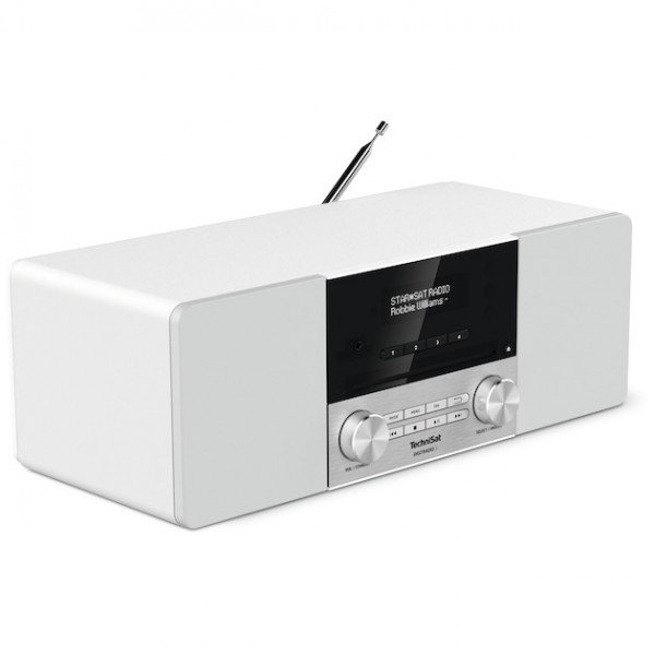 TechniSat Digitradio 3 DAB radio Wit
