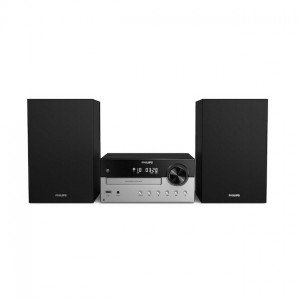 Philips TAM4205/12 Stereo set Zwart