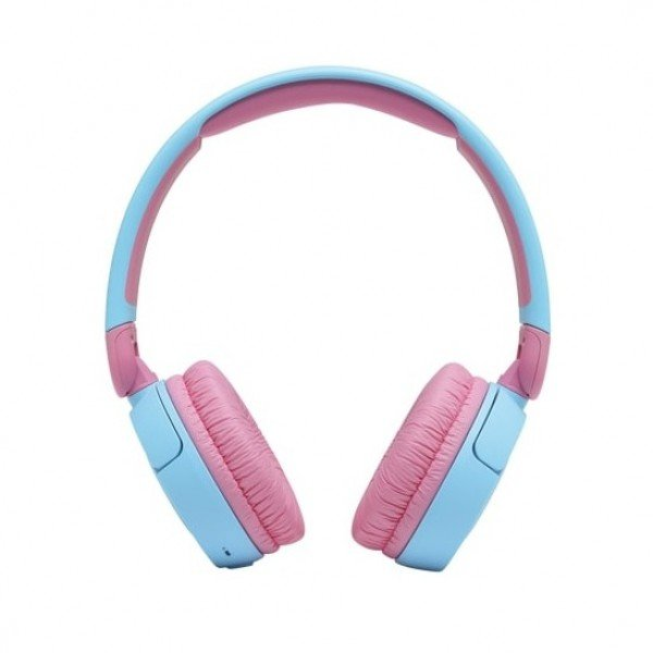 JBL JR 310BT Bluetooth On-ear hoofdtelefoon blauw
