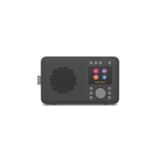 Pure Elan Connect DAB radio DAB radio Zwart