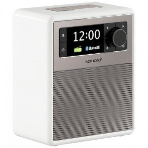Sonoro Easy V2 DAB radio Wit