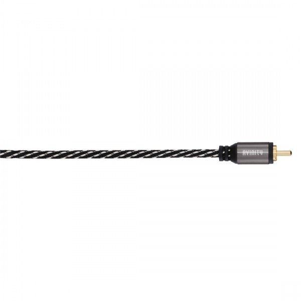 Avinity Classic Subwoofer-kabel + Y-adapter 1