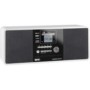 Imperial DABMAN i200 CD Hybride radio Wit