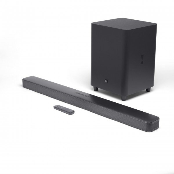 JBL Bar 5.1 Surround Soundbar Zwart
