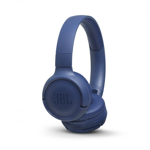 JBL Tune 500BT Bluetooth On-ear hoofdtelefoon blauw