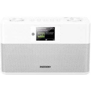Kenwood CR-ST80DAB-W DAB radio Wit