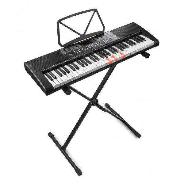 Max kb5 keyboard voor beginners incl. Hoofdtelefoon en keyboard 8