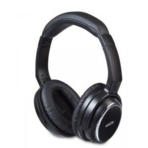 Marmitek BoomBoom 577 Bluetooth Over-ear hoofdtelefoon zwart