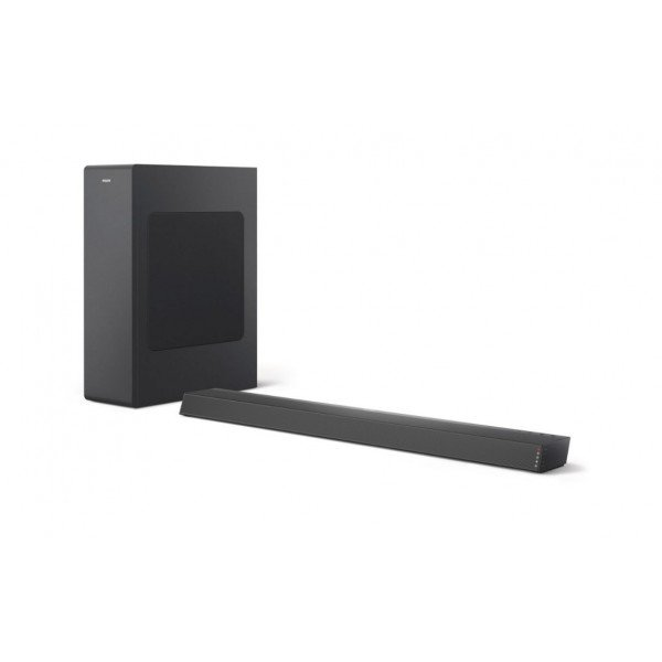 Philips TAB6305/10 Soundbar Zwart
