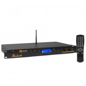 Power Dynamics PDC40 DAB+ / FM tuner met Bluetooth en USB mp3 speler