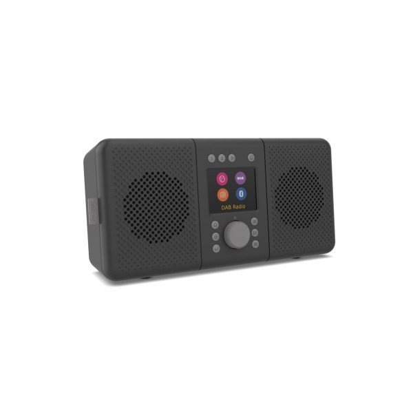 Pure Elan Connect+ DAB radio Zwart