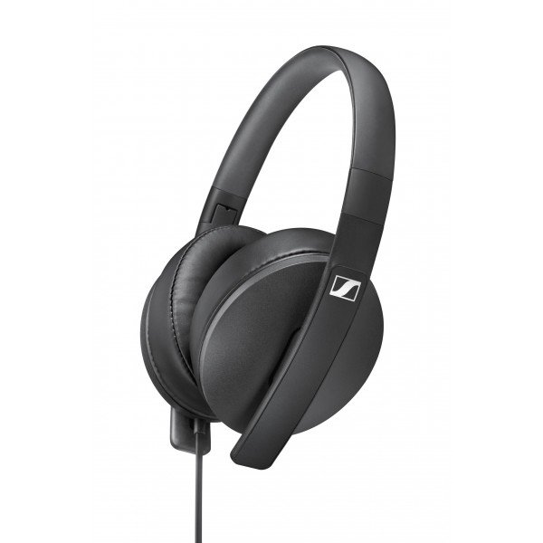 Sennheiser HD 300 Bluetooth On-ear hoofdtelefoon zwart