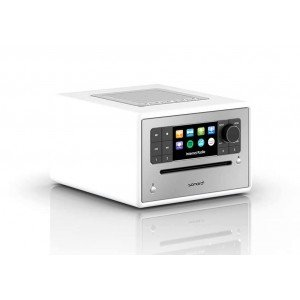 Sonoro Elite V2 Internet radio Wit