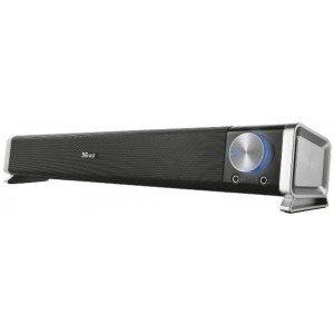 Trust Asto Sound Bar PC Speaker PC speaker Zwart