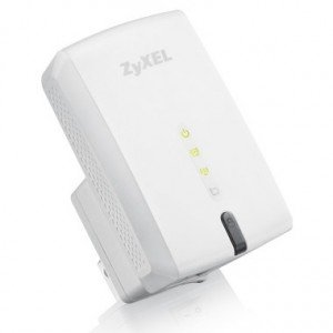 Zyxel draadloze WiFi repeater 450Mbps Extender Wit